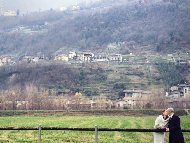Il matrimonio di Matteo e Roberta a Seregno, Monza e Brianza 70