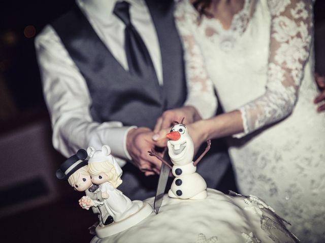 Il matrimonio di Matteo e Roberta a Seregno, Monza e Brianza 79
