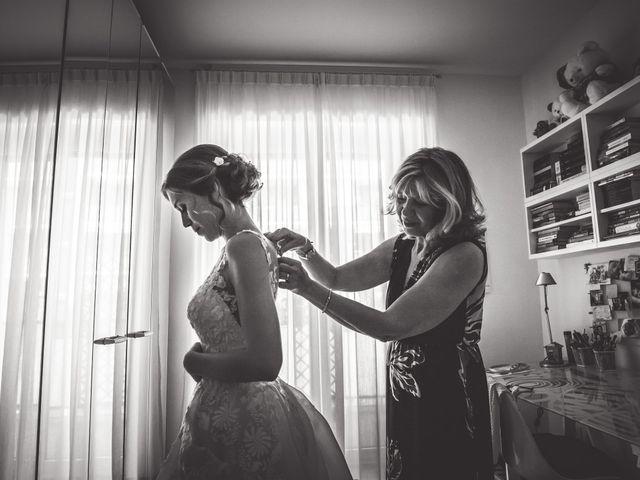 Il matrimonio di Massi e Elena a Brugherio, Monza e Brianza 8