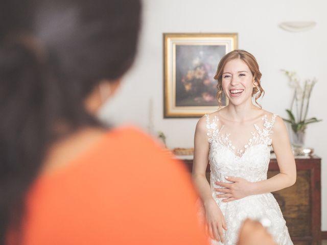 Il matrimonio di Massi e Elena a Brugherio, Monza e Brianza 12