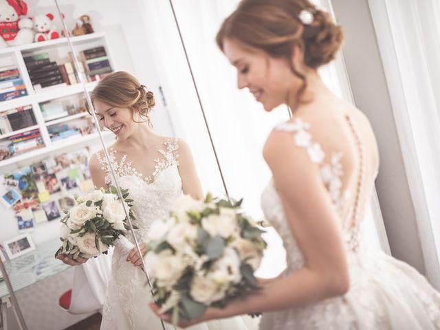 Il matrimonio di Massi e Elena a Brugherio, Monza e Brianza 15
