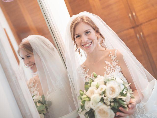 Il matrimonio di Massi e Elena a Brugherio, Monza e Brianza 16