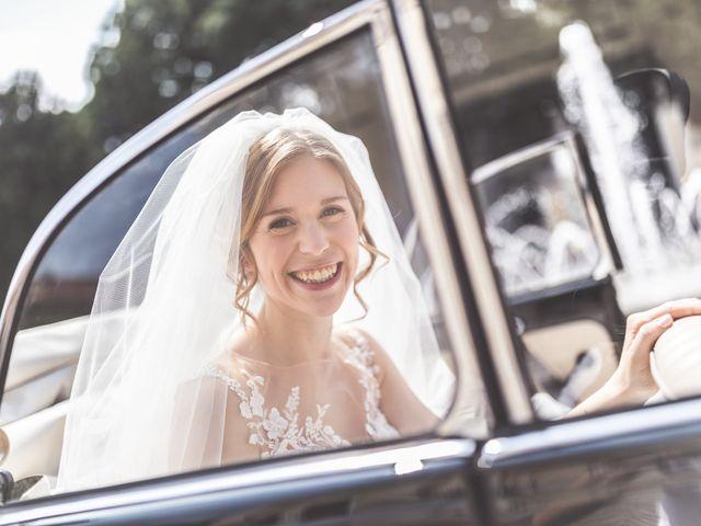 Il matrimonio di Massi e Elena a Brugherio, Monza e Brianza 17