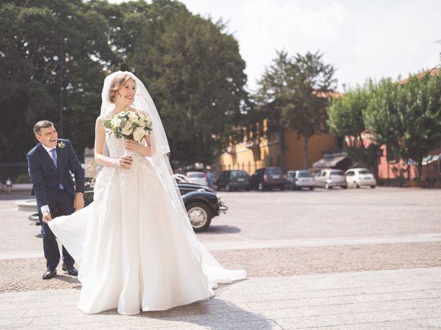 Il matrimonio di Massi e Elena a Brugherio, Monza e Brianza 18