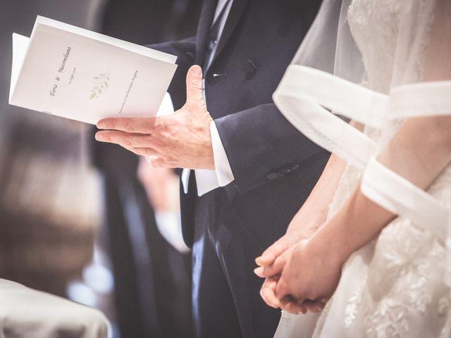 Il matrimonio di Massi e Elena a Brugherio, Monza e Brianza 21