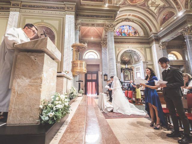 Il matrimonio di Massi e Elena a Brugherio, Monza e Brianza 23