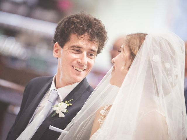 Il matrimonio di Massi e Elena a Brugherio, Monza e Brianza 24