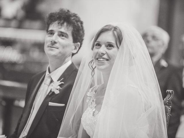 Il matrimonio di Massi e Elena a Brugherio, Monza e Brianza 25