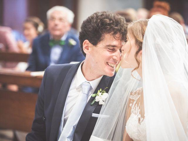 Il matrimonio di Massi e Elena a Brugherio, Monza e Brianza 31