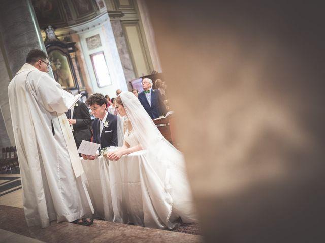 Il matrimonio di Massi e Elena a Brugherio, Monza e Brianza 32