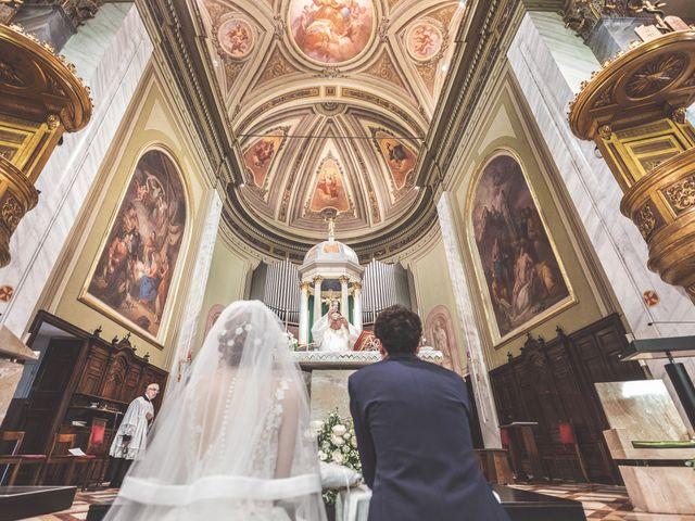 Il matrimonio di Massi e Elena a Brugherio, Monza e Brianza 33
