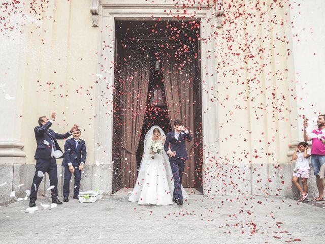 Il matrimonio di Massi e Elena a Brugherio, Monza e Brianza 39