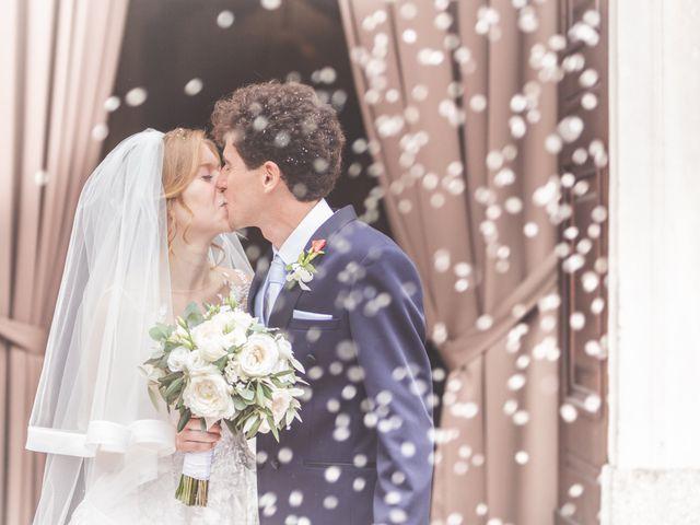 Il matrimonio di Massi e Elena a Brugherio, Monza e Brianza 40