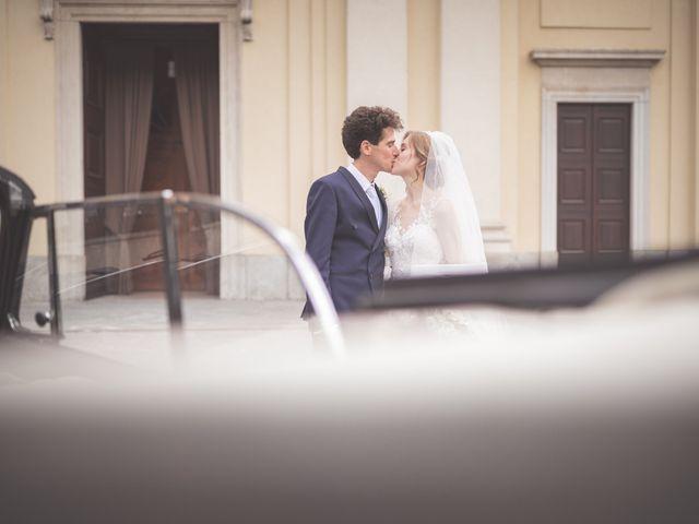 Il matrimonio di Massi e Elena a Brugherio, Monza e Brianza 42