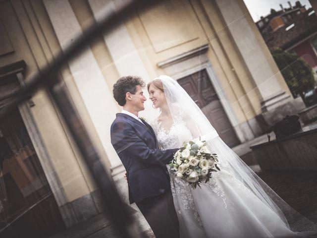 Il matrimonio di Massi e Elena a Brugherio, Monza e Brianza 43