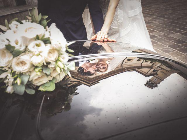 Il matrimonio di Massi e Elena a Brugherio, Monza e Brianza 45