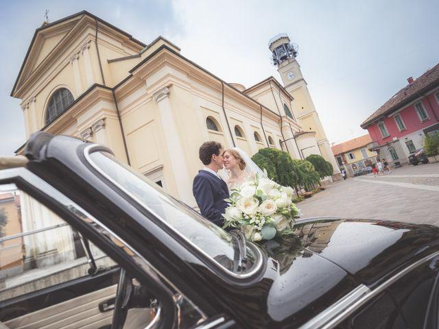 Il matrimonio di Massi e Elena a Brugherio, Monza e Brianza 46