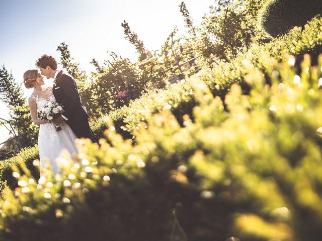 Il matrimonio di Massi e Elena a Brugherio, Monza e Brianza 55