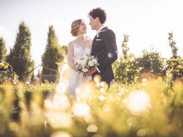 Il matrimonio di Massi e Elena a Brugherio, Monza e Brianza 56