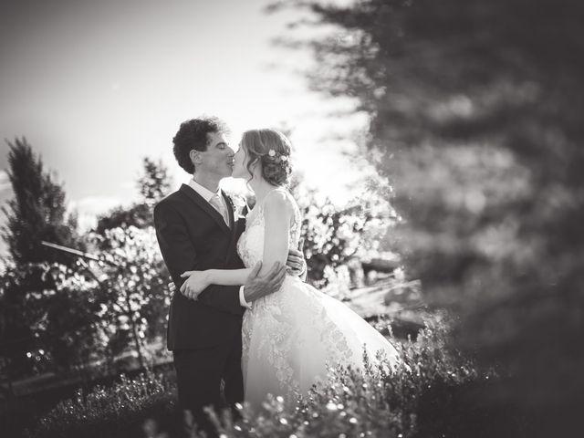 Il matrimonio di Massi e Elena a Brugherio, Monza e Brianza 59