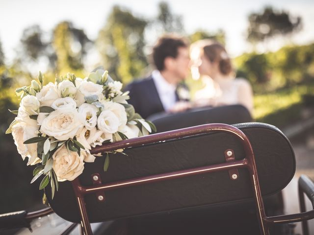 Il matrimonio di Massi e Elena a Brugherio, Monza e Brianza 60