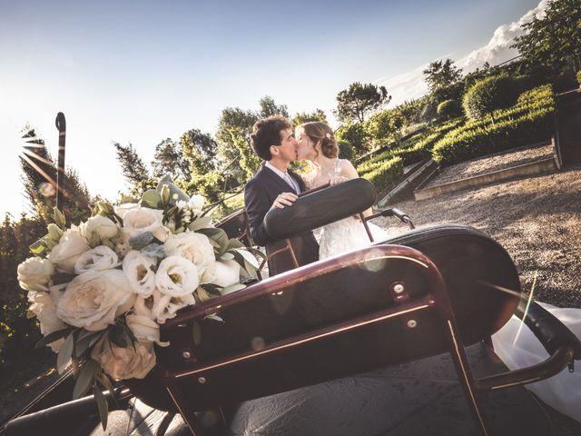 Il matrimonio di Massi e Elena a Brugherio, Monza e Brianza 61