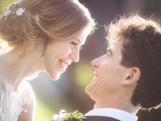 Il matrimonio di Massi e Elena a Brugherio, Monza e Brianza 2