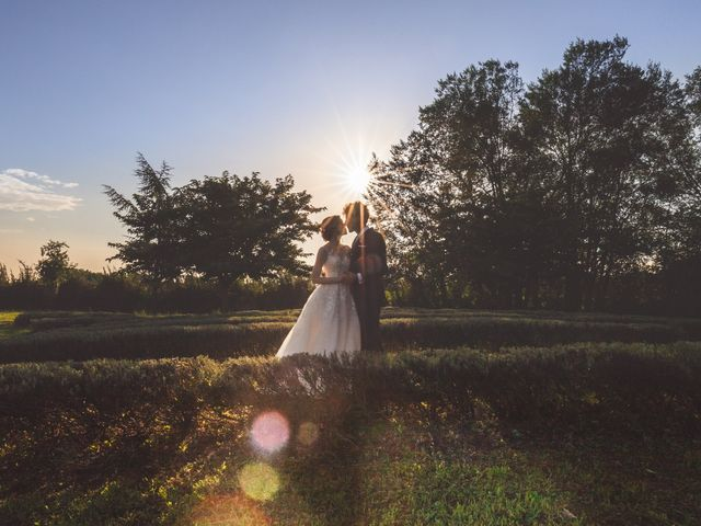 Il matrimonio di Massi e Elena a Brugherio, Monza e Brianza 64