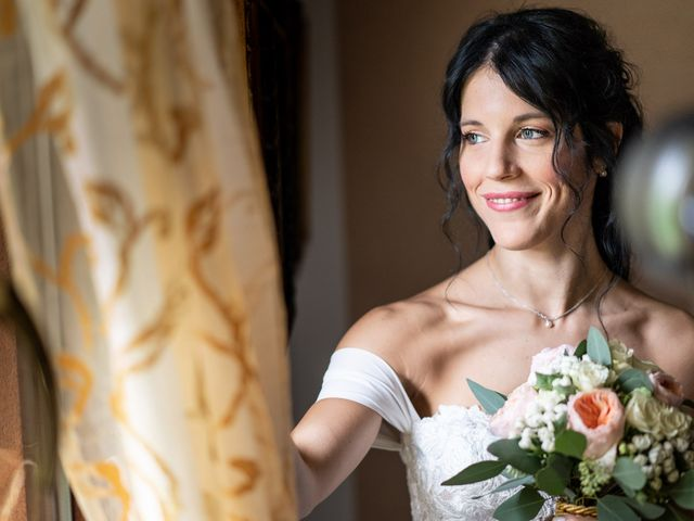 Il matrimonio di Manuel e Valentina a Vercurago, Lecco 6