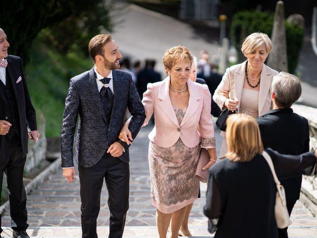 Il matrimonio di Manuel e Valentina a Vercurago, Lecco 8