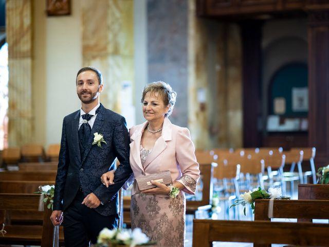 Il matrimonio di Manuel e Valentina a Vercurago, Lecco 9