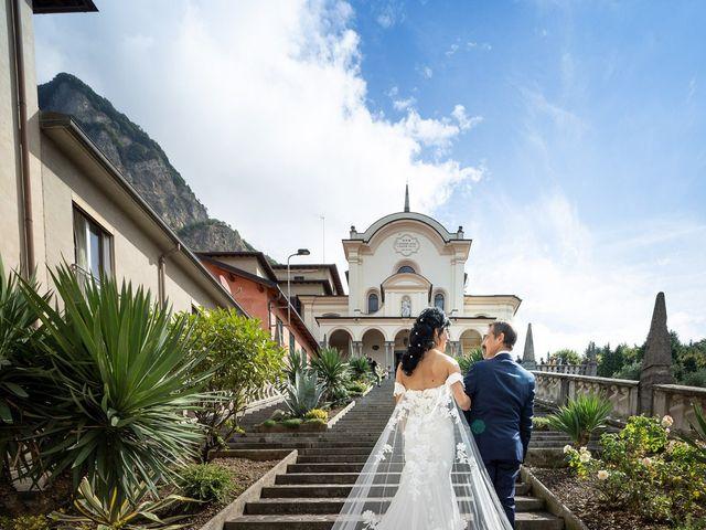 Il matrimonio di Manuel e Valentina a Vercurago, Lecco 11
