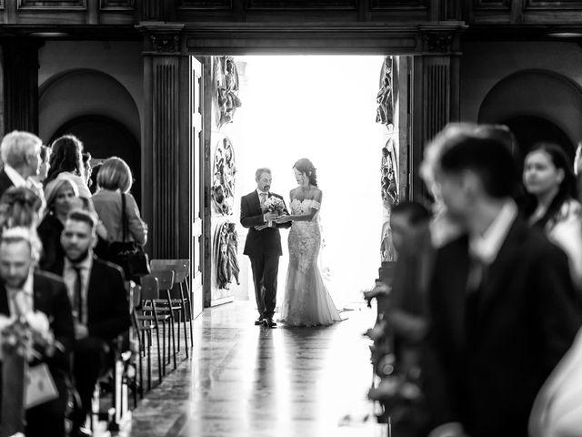 Il matrimonio di Manuel e Valentina a Vercurago, Lecco 13