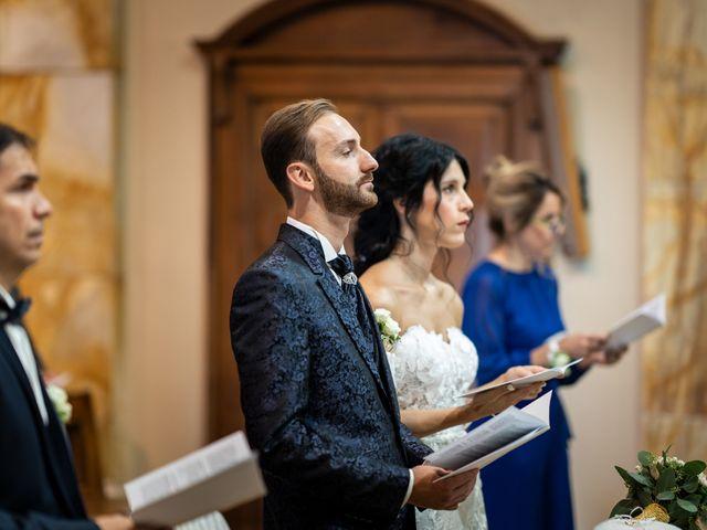 Il matrimonio di Manuel e Valentina a Vercurago, Lecco 16