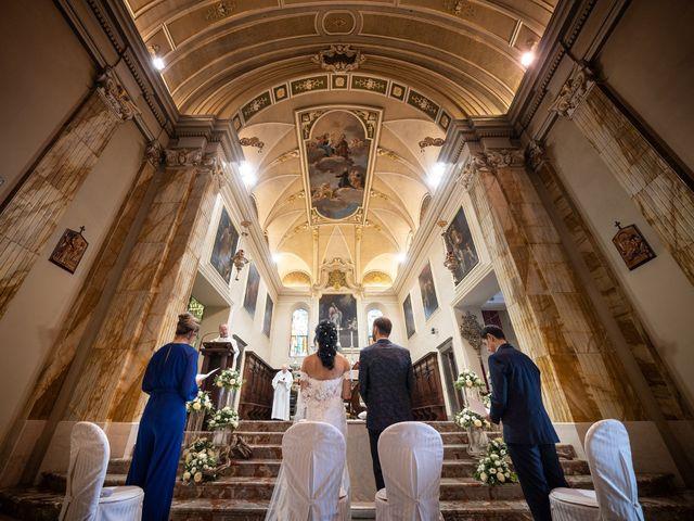 Il matrimonio di Manuel e Valentina a Vercurago, Lecco 17