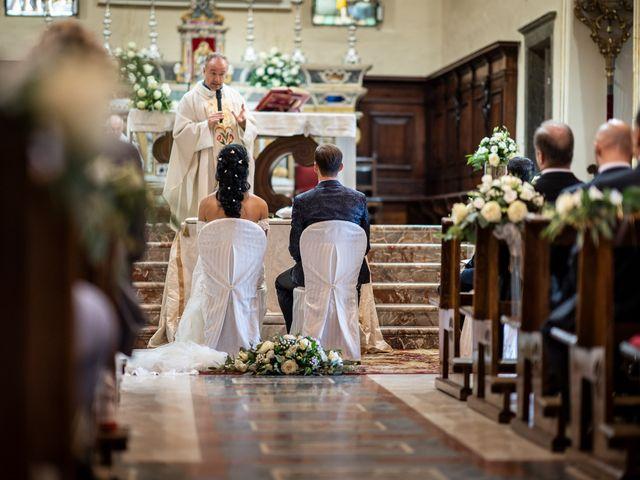 Il matrimonio di Manuel e Valentina a Vercurago, Lecco 18
