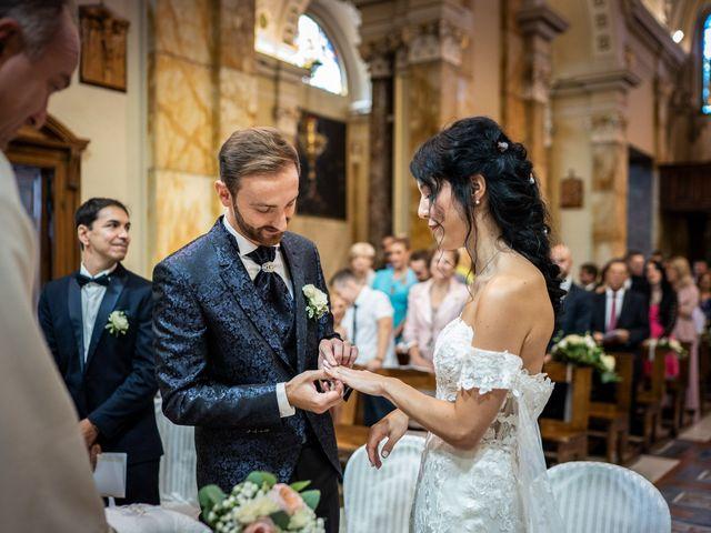 Il matrimonio di Manuel e Valentina a Vercurago, Lecco 19