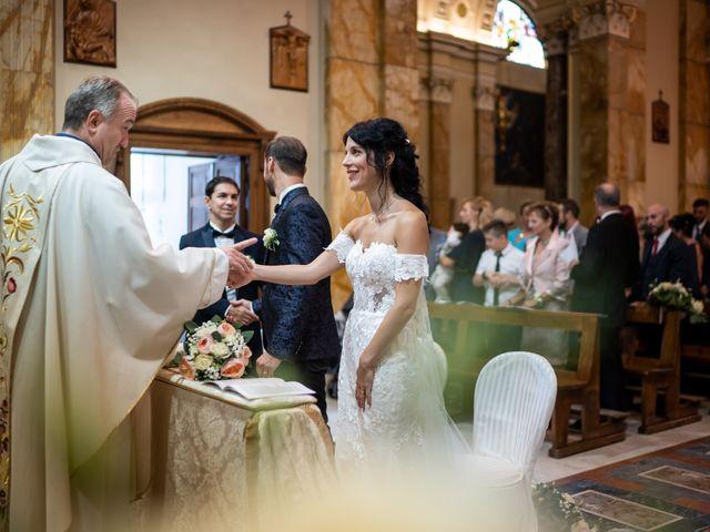 Il matrimonio di Manuel e Valentina a Vercurago, Lecco 20