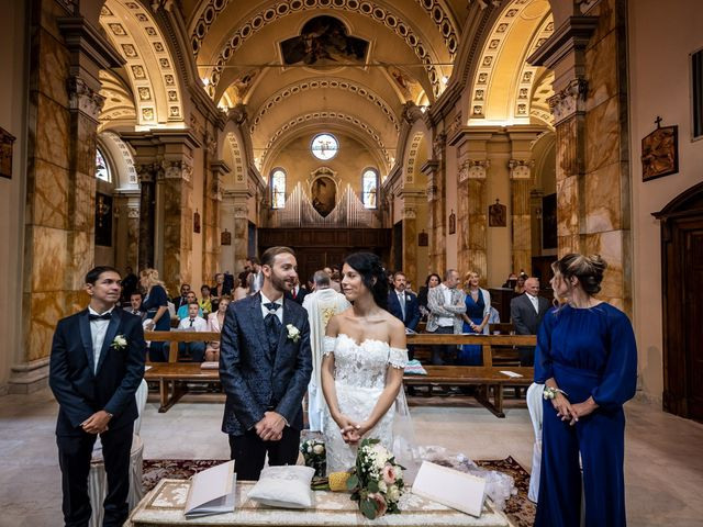 Il matrimonio di Manuel e Valentina a Vercurago, Lecco 21