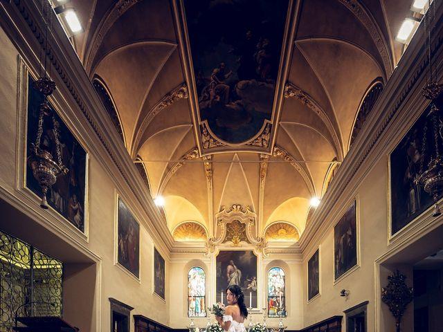 Il matrimonio di Manuel e Valentina a Vercurago, Lecco 1