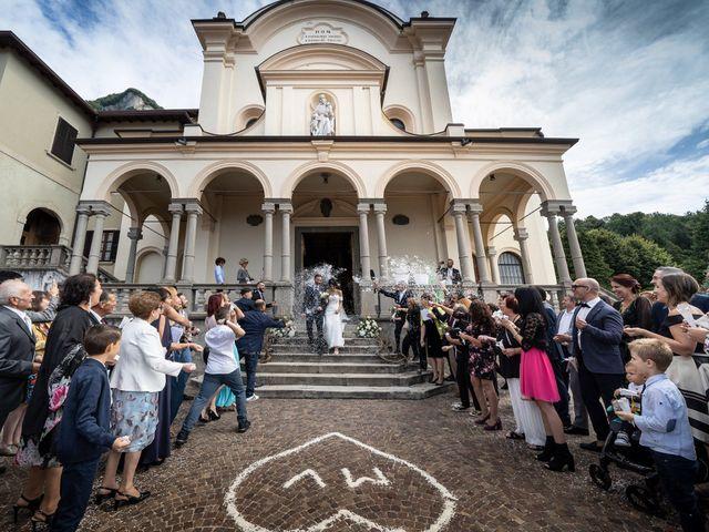 Il matrimonio di Manuel e Valentina a Vercurago, Lecco 23