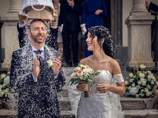 Il matrimonio di Manuel e Valentina a Vercurago, Lecco 24