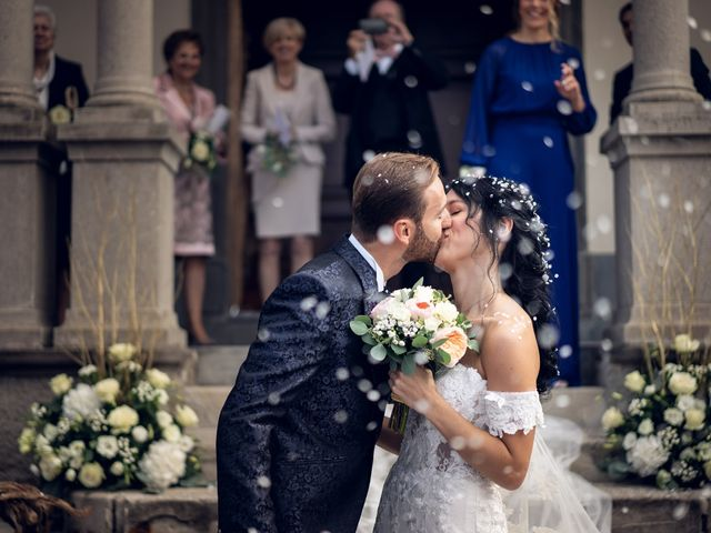 Il matrimonio di Manuel e Valentina a Vercurago, Lecco 25