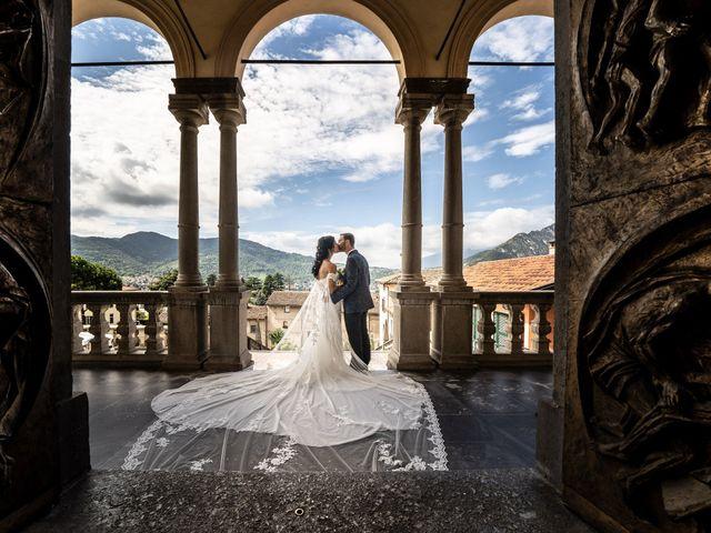 Il matrimonio di Manuel e Valentina a Vercurago, Lecco 26