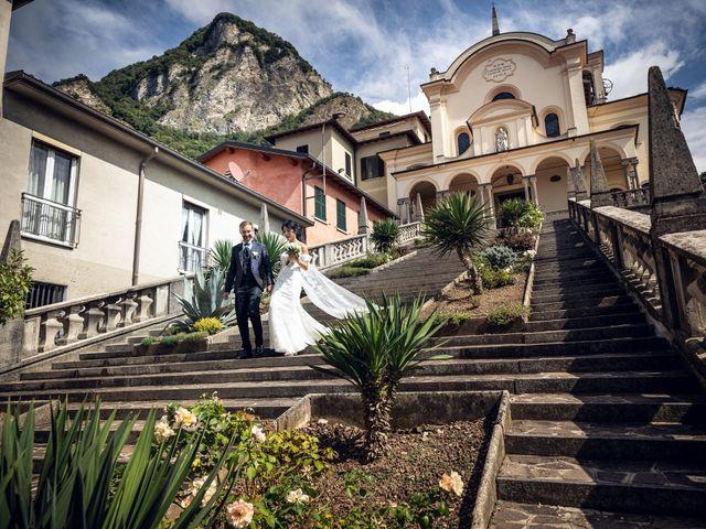 Il matrimonio di Manuel e Valentina a Vercurago, Lecco 29