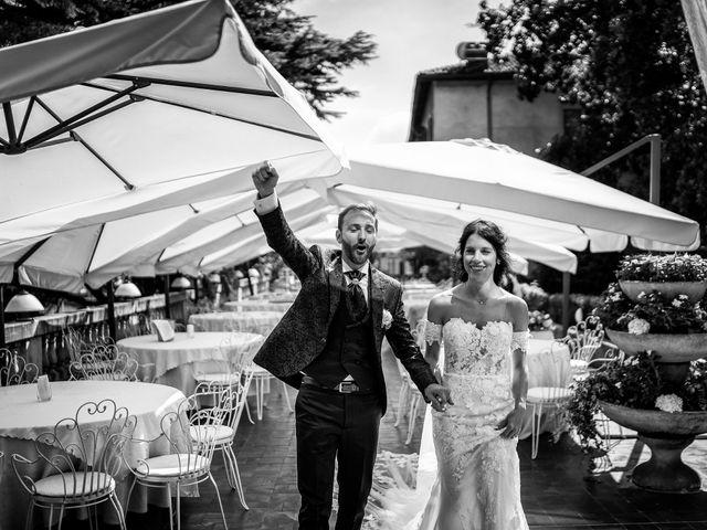 Il matrimonio di Manuel e Valentina a Vercurago, Lecco 30