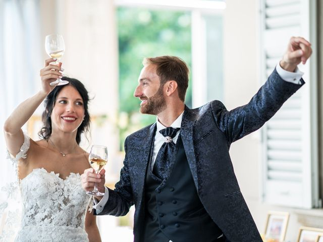 Il matrimonio di Manuel e Valentina a Vercurago, Lecco 35