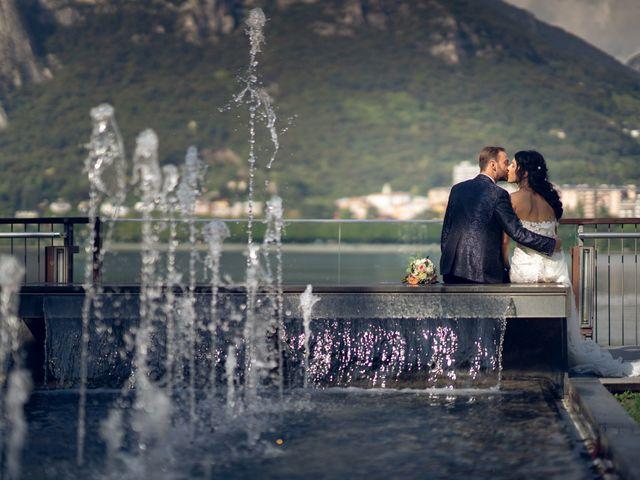 Il matrimonio di Manuel e Valentina a Vercurago, Lecco 38