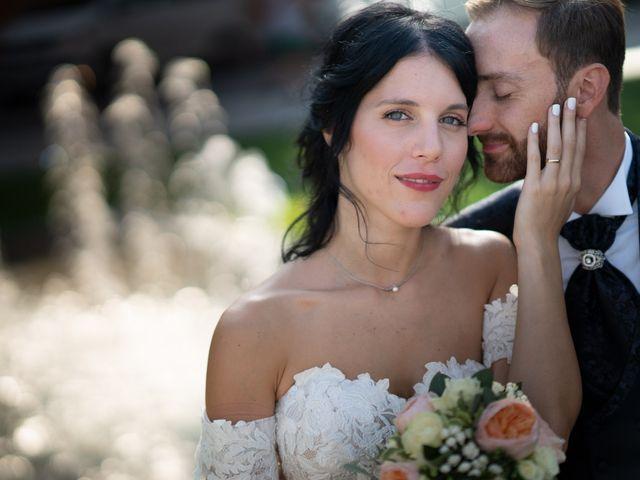 Il matrimonio di Manuel e Valentina a Vercurago, Lecco 2