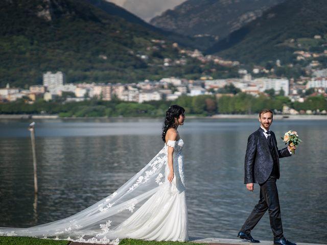 Il matrimonio di Manuel e Valentina a Vercurago, Lecco 41